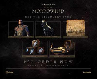 Morrowind discovery pack