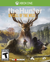 Arvostelun theHunter: Call Of The Wild kansikuva