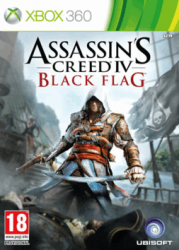Arvostelun Assassin's Creed IV - Black Flag kansikuva