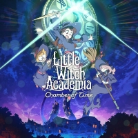 Kansikuva - Little Witch Academia – Chamber of Time