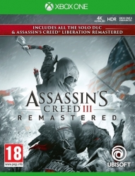 Arvostelun Assassin's Creed III Remastered kansikuva
