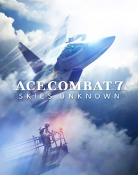Kansikuva - Ace Combat 7 – Skies Unknown