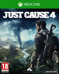Kansikuva - Just Cause 4