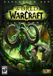 Arvostelun World of Warcraft: Legion kansikuva