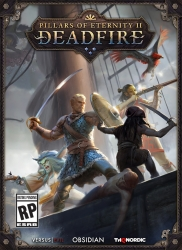 Arvostelun Pillars of Eternity II - Deadfire kansikuva