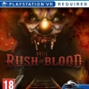 Kansikuva - Until Dawn - Rush Of Blood