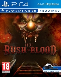 Arvostelun Until Dawn - Rush Of Blood kansikuva