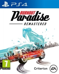 Kansikuva - Burnout Paradise Remastered