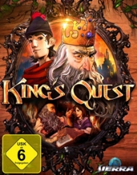 Arvostelun King's Quest Chapter V: The Good Knight kansikuva