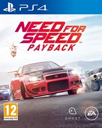 Arvostelun Need For Speed Payback kansikuva