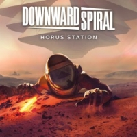 Kansikuva - Downward Spiral: Horus Station