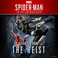 Arvostelun Marvel's Spider-Man: The Heist DLC kansikuva