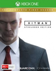 Arvostelun Hitman: The Complete First Season kansikuva