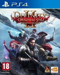 Kansikuva - Divinity: Original Sin 2 Definitive Edition