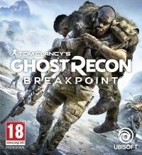 Arvostelun Tom Clancy's Ghost Recon: Breakpoint kansikuva