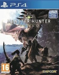 Arvostelun Monster Hunter World kansikuva