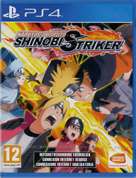 Kansikuva - Naruto to Boruto: Shinobi Striker