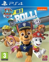 Kansikuva - Paw Patrol: On a Roll!