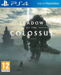 Arvostelun Shadow Of The Colossus kansikuva