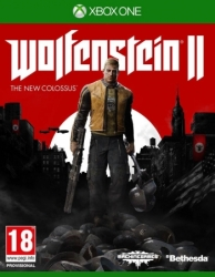Arvostelun Wolfenstein II: The New Colossus kansikuva